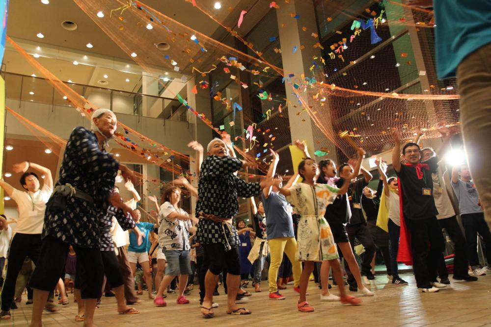 <ダンス王国Shizuoka> コミュニティダンス・フェスティバル2016